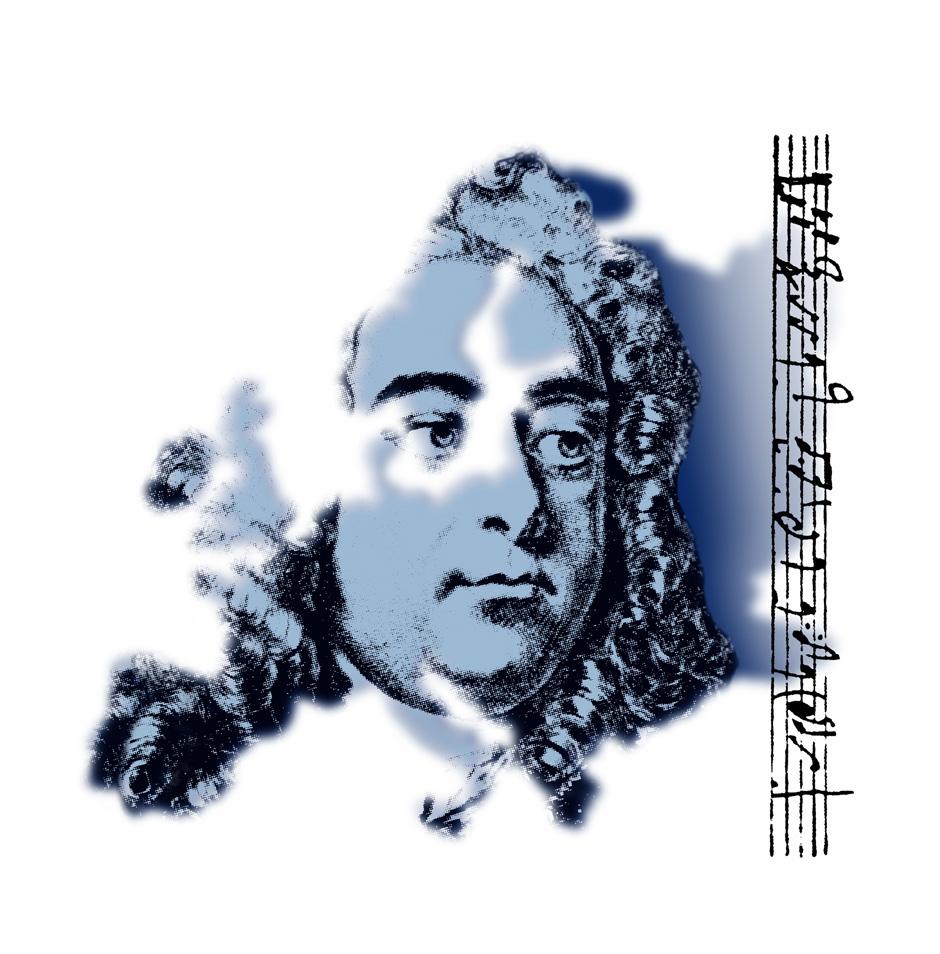 Motiv-Design: Händel-Festspiele 2003