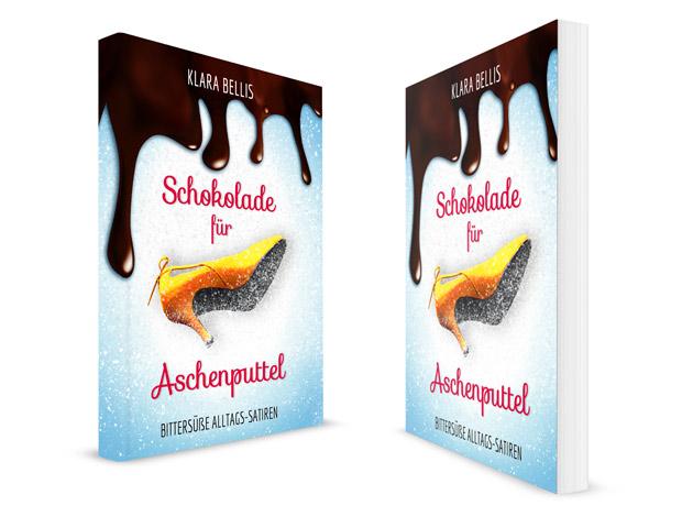 Felicitas Platzek: Cover-Design Schokolade für Aschenputtel, Saalekreis