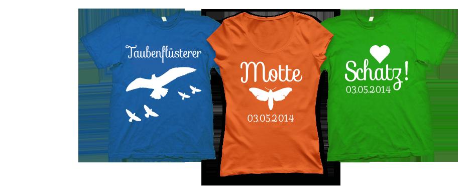 T-Shirt-Design – Felicitas Platzek